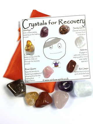 Crystal Set for Recovery from Crystal Sets