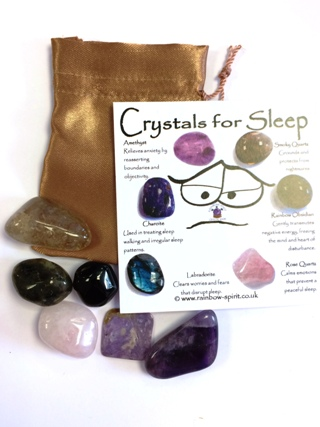 Crystal Set for Sleep from Crystal Sets